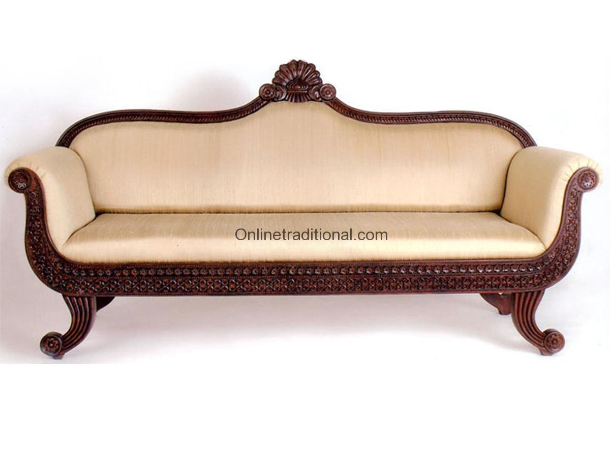 Teak Wood Sofa Sets Traditional Amp Carving Sofa Sets