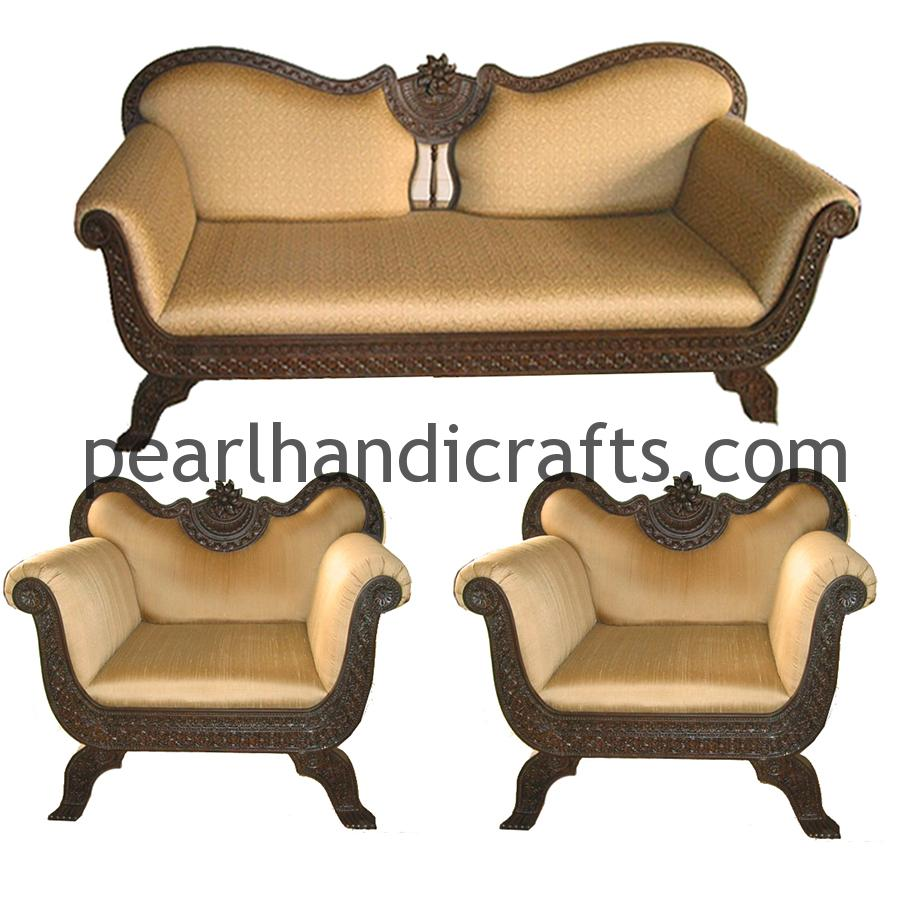 Indian sofa indian sofa set u shaped for living room Sofa set india