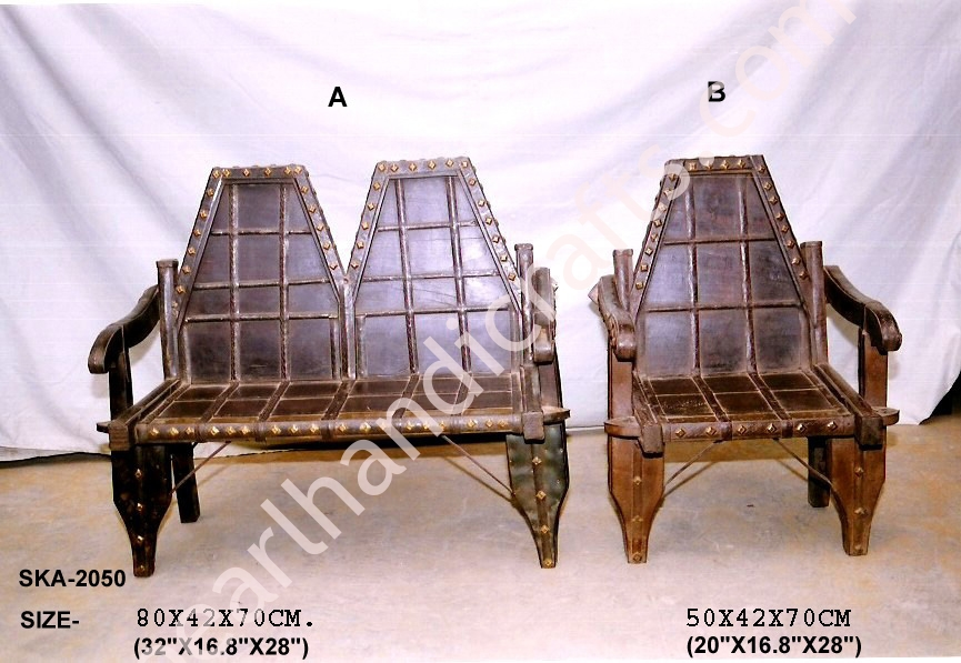 Cart sofa set with central table pearl handicrafts for Sofa central table